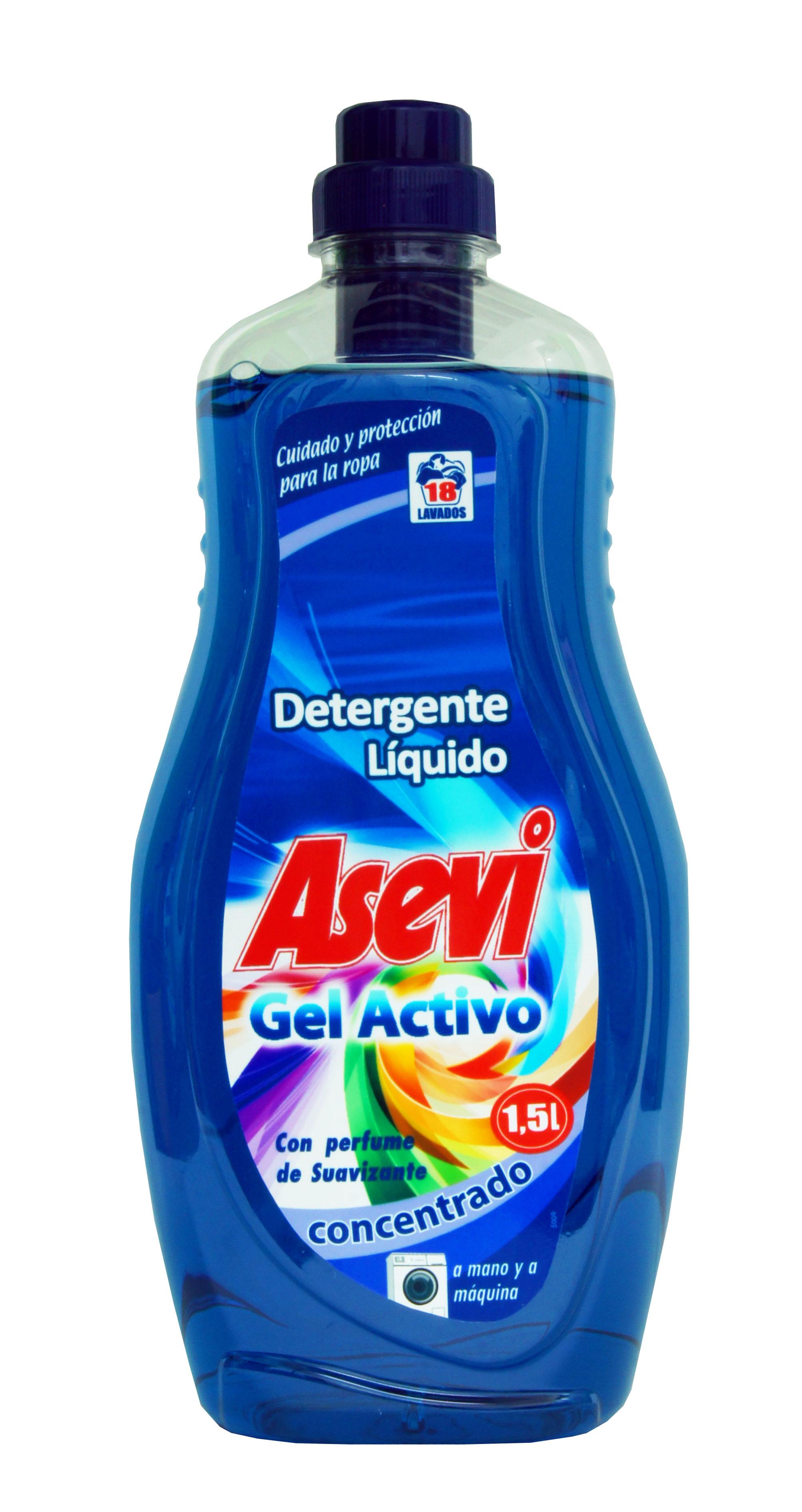 Detergente Como Los Chorros Del Oro ~ Mejor Detergente Lavadora Calidad Precio